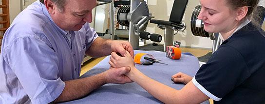 hand-en-polsklachten Fysiotherapie Drechtsteden